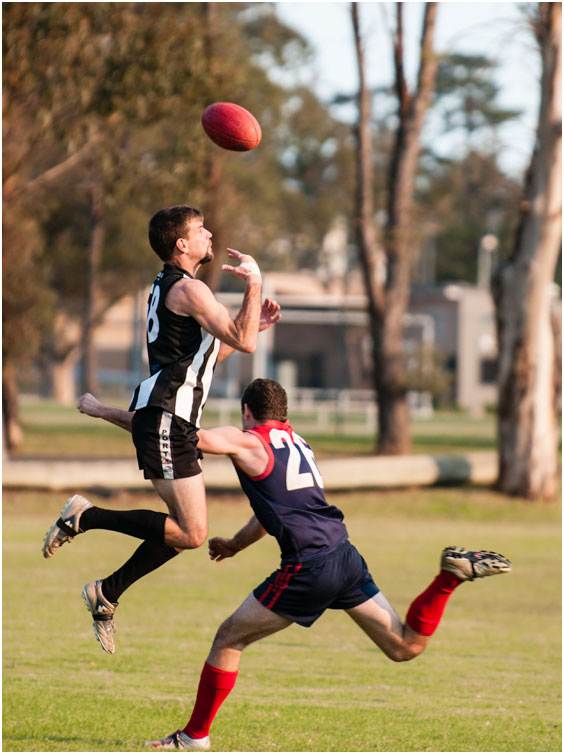 Aussie rules Albatross v Port Kembla